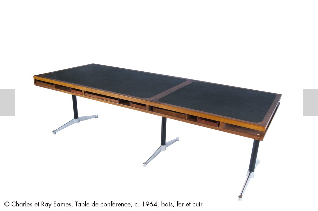 Charles et Ray Eames - Table de Conference - c.1964