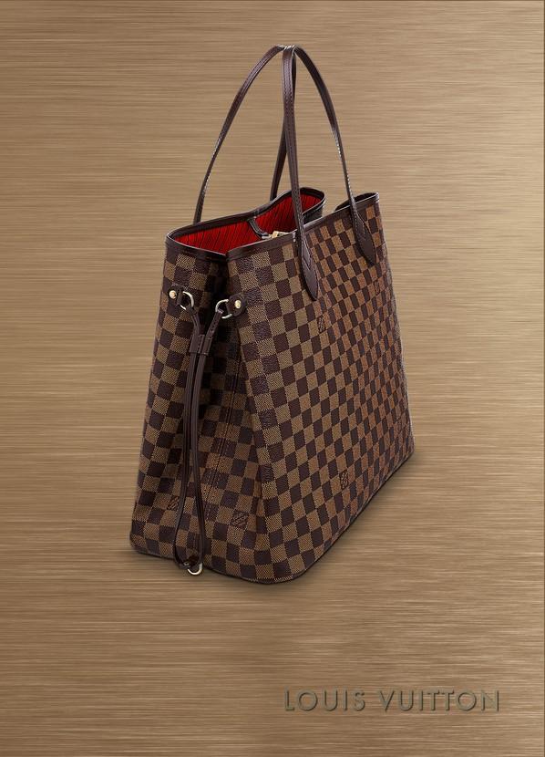 66d4aabb3c4c Louis Vuitton Neverfull GM ...