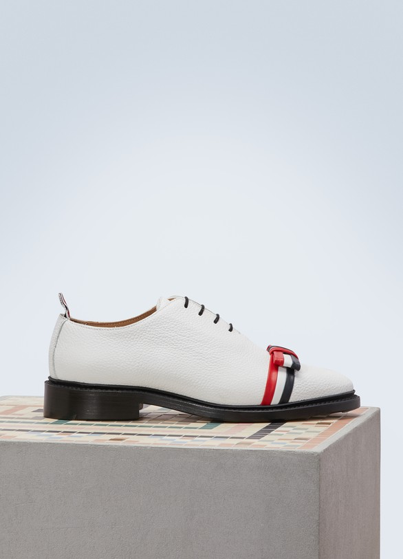 Thom Browne Derbies en cuir