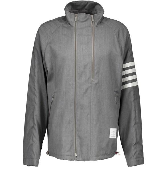 THOM BROWNE4-Bar zip jacket