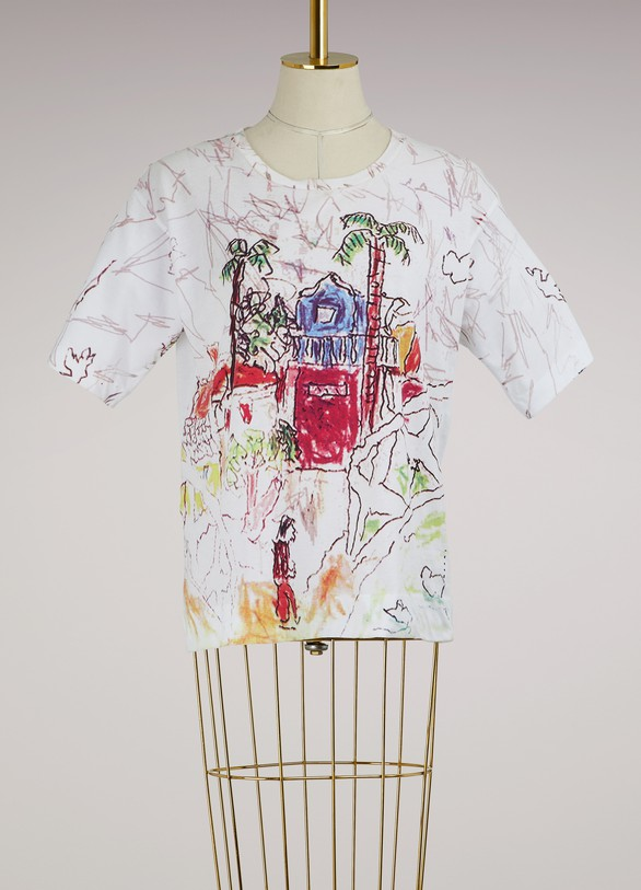 MarniShort-sleeved T-shirt