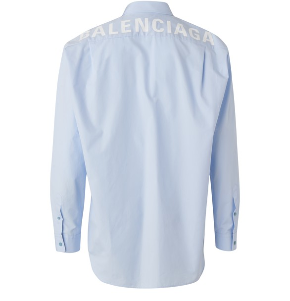 BALENCIAGA Cotton shirt
