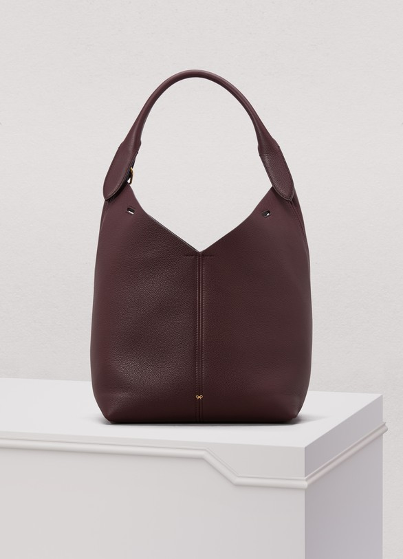 Anya Hindmarch Mini Circle Bucket Bag