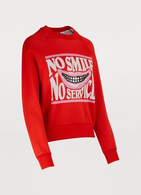 STELLA MCCARTNEYOversized sweatshirt