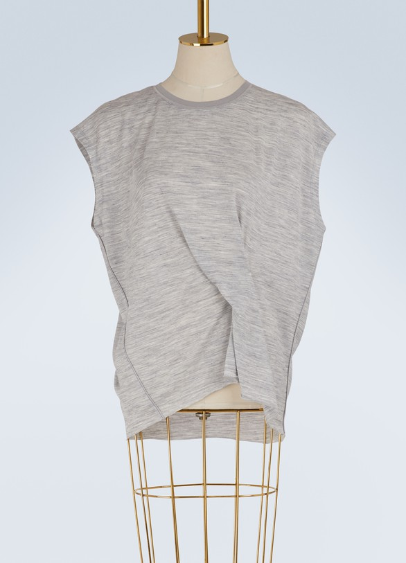 RAG & BONE Top drapé