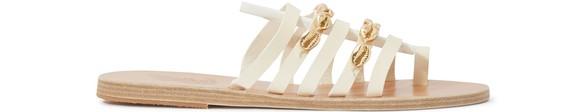 ANCIENT GREEK SANDALSNiki Gold sandals