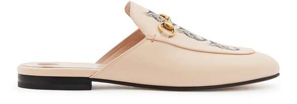 GUCCIPrincetown mules
