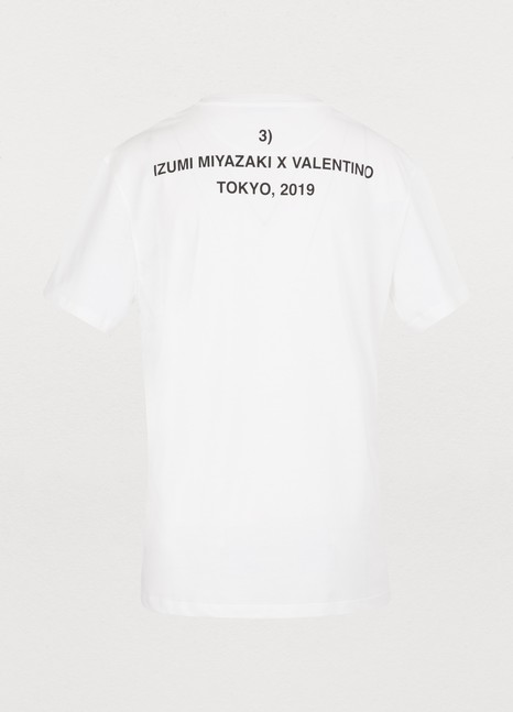VALENTINOShort-sleeved T-Shirt