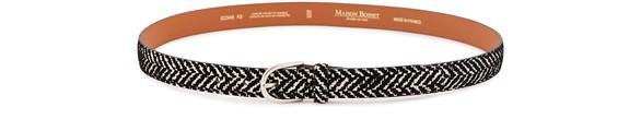 MAISON BOINETLeather belt