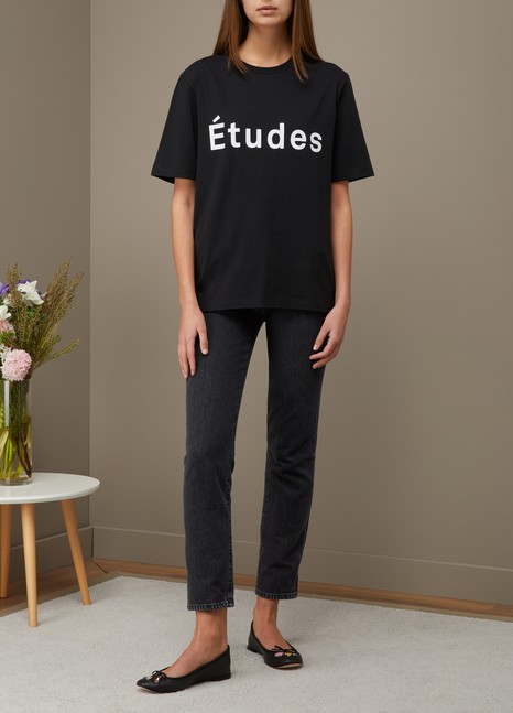 Etudes Etudes cotton T-shirt