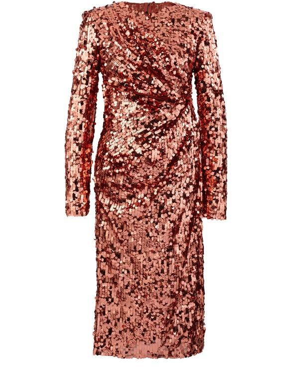 DOLCE & GABBANASequinned dress