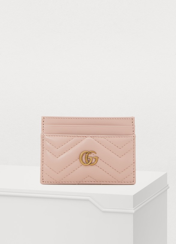 release date: 640e4 38e42 GG Marmont card holder