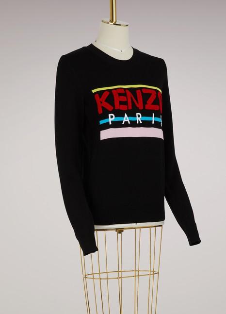 KenzoKenzo Paris cotton sweater