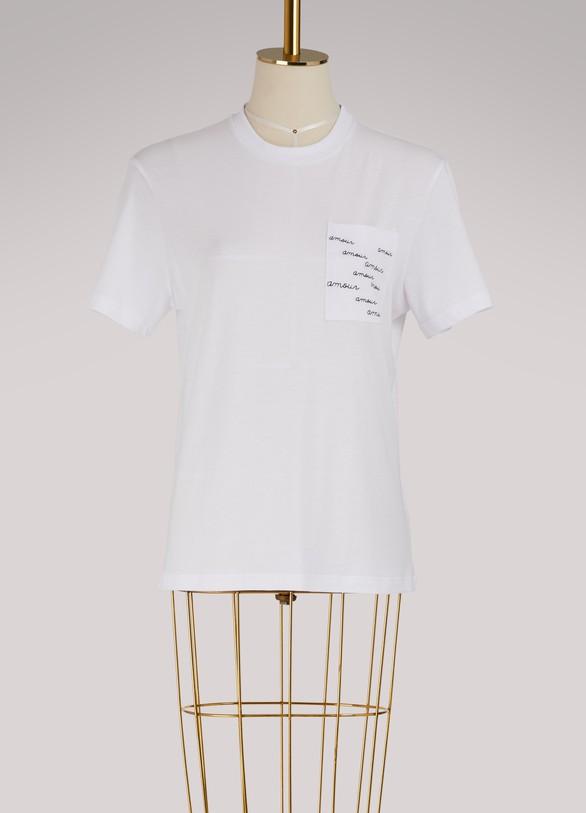 COMET-shirt Comète en coton