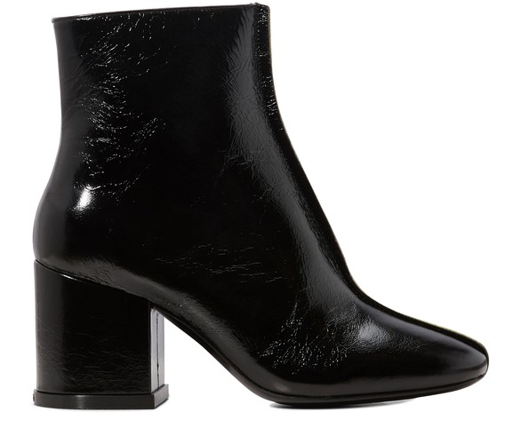 KENZOLeather Daria boots with heels