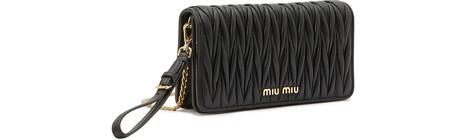 MIU MIUMini quilted bag