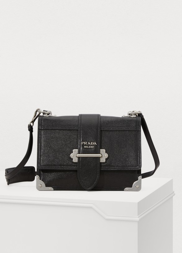beb3b62278 Prada. Prada Cahier crossbody bag