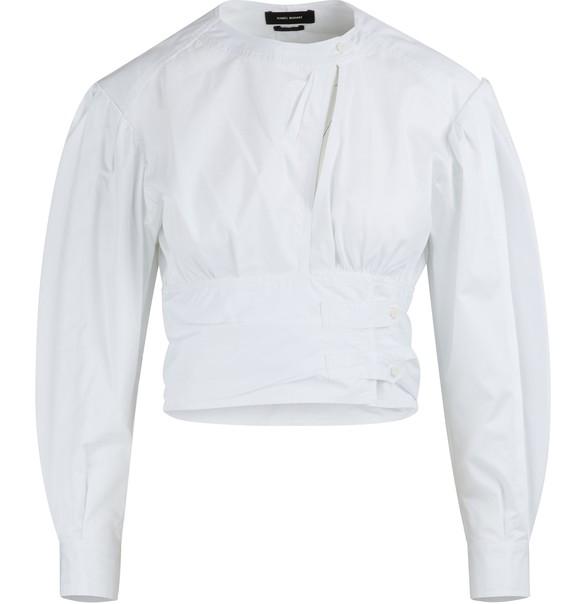 ISABEL MARANTGypsie cotton blouse