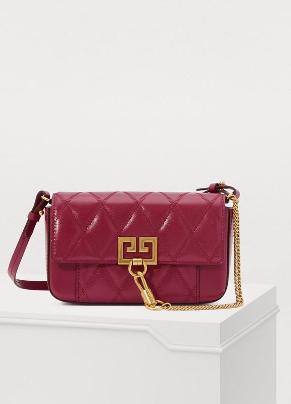 f3e92c264c Givenchy. Pocket mini shoulder bag