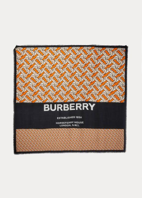 BURBERRYCashmere scarf