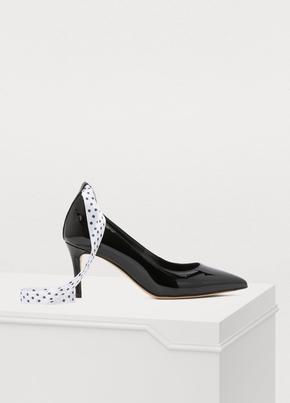 Repetto Lhena pumps