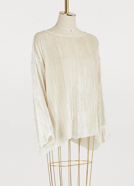Forte_ForteVelvet blouse