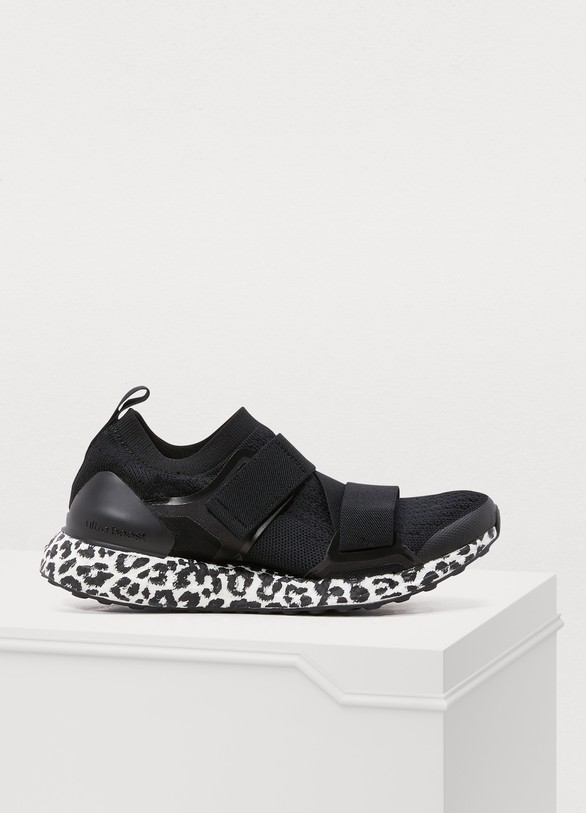 adidas by Stella McCartney Ultraboost X Leopard sneakers