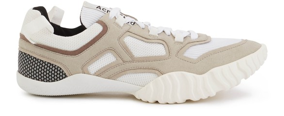 ACNE STUDIOS Berun laced trainers