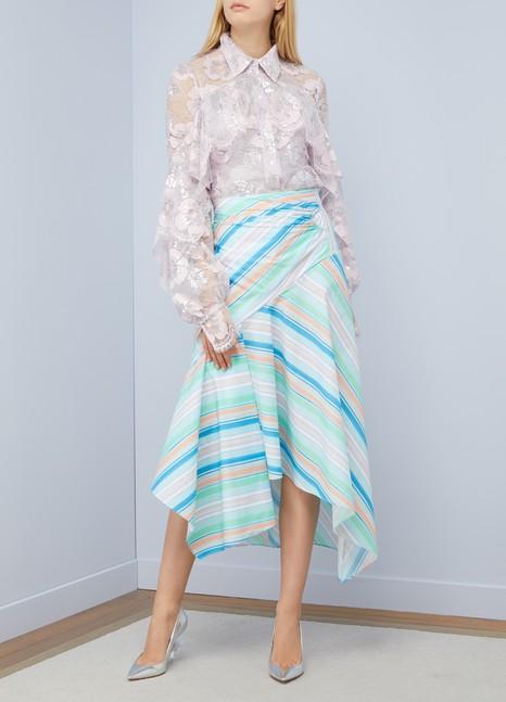 Peter PilottoStriped skirt