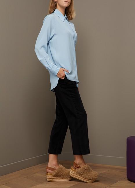 Victoria BeckhamChemise avec poche poitrine