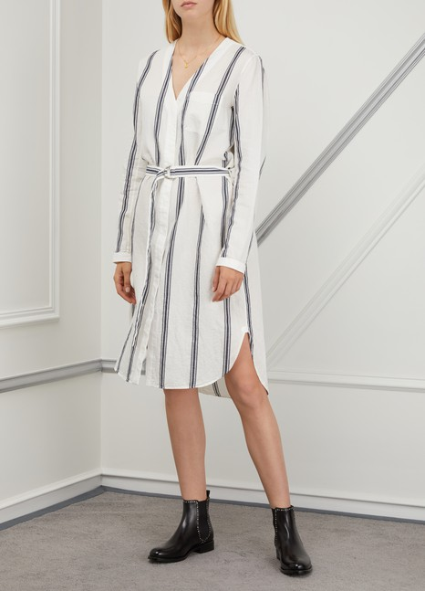Rag & Bone Alyse shirt dress