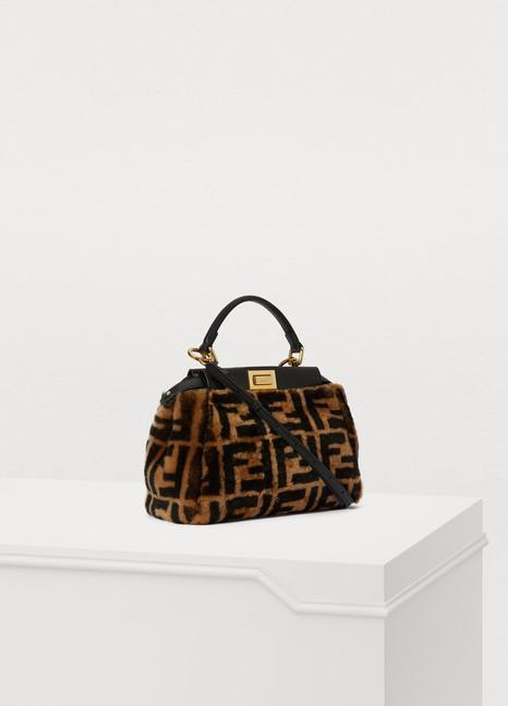 FendiPeekaboo mini handbag