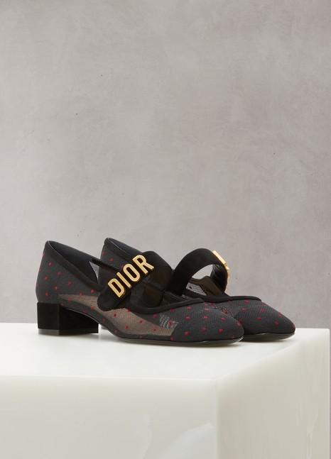 "Dior""Baby-D"" ballerinas"