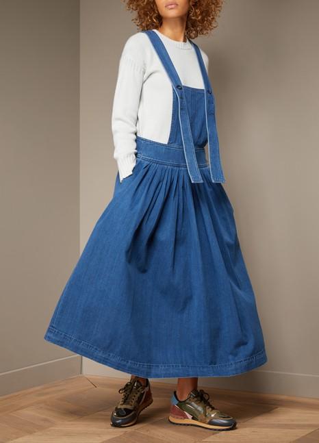 ChloéDenim Midi Dress