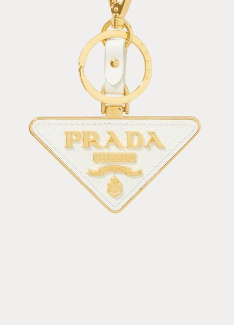 PRADAPrada Logo bag charm