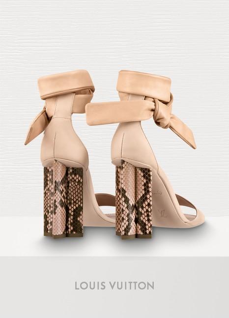 Louis VuittonSandale Silhouette