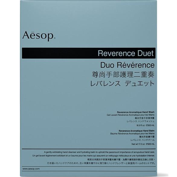 AESOPReverence Duet