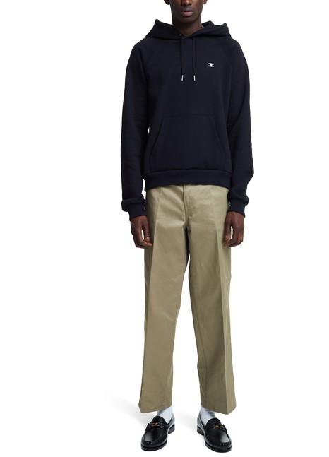 CELINESignature Triomphe classic sweatshirt in fleece
