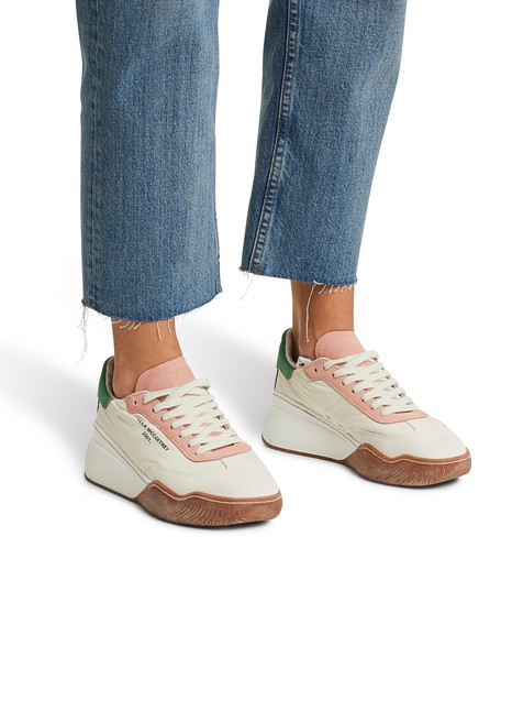 STELLA MCCARTNEY Lace-up trainers