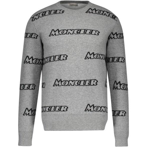 MONCLERVintage logo sweatshirt
