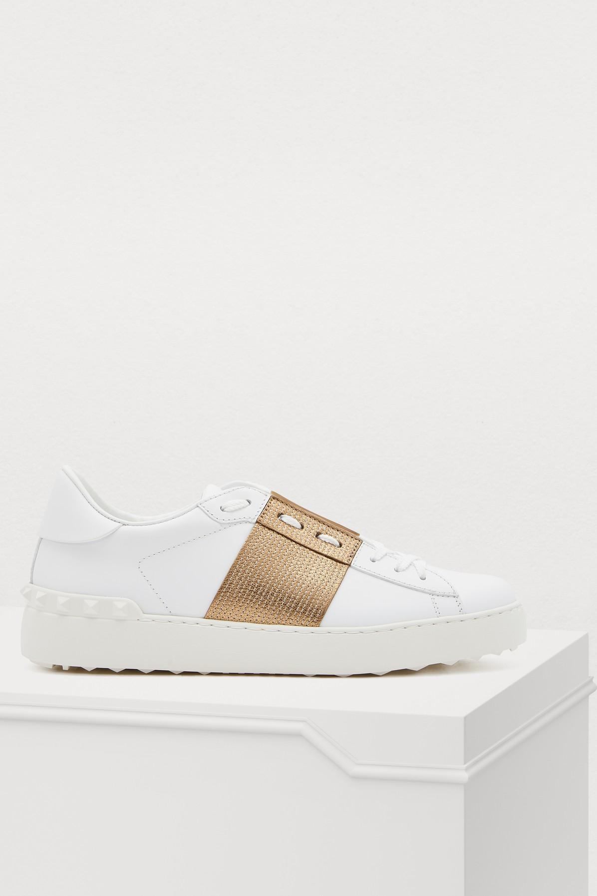 VALENTINO | Valentino Garavani Rockstud Sneakers | Goxip
