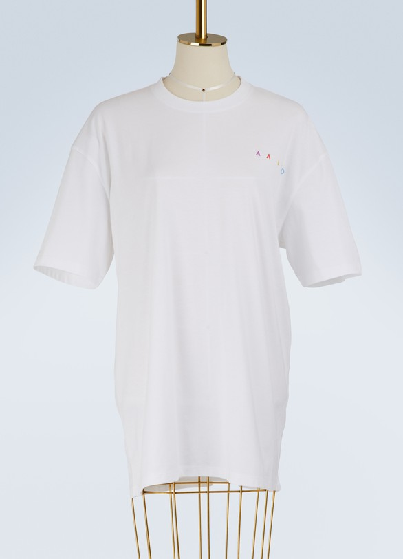 AaltoT-shirt large logo en coton
