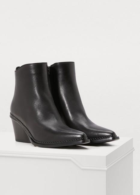 9dd8b1c21947 Women s Frida high-heeled ankle boots