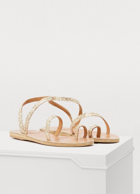 Ancient Greek SandalsApli Eleftheria sandals
