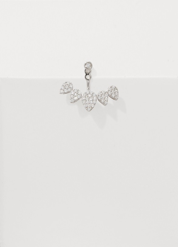 Ofée5 Dis-moi Oui single drop earring