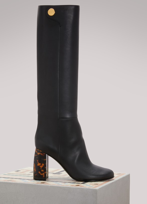 Stella McCartney Bottes à talon