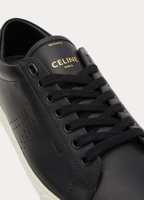 CELINE Triomphe lace-up sneakers