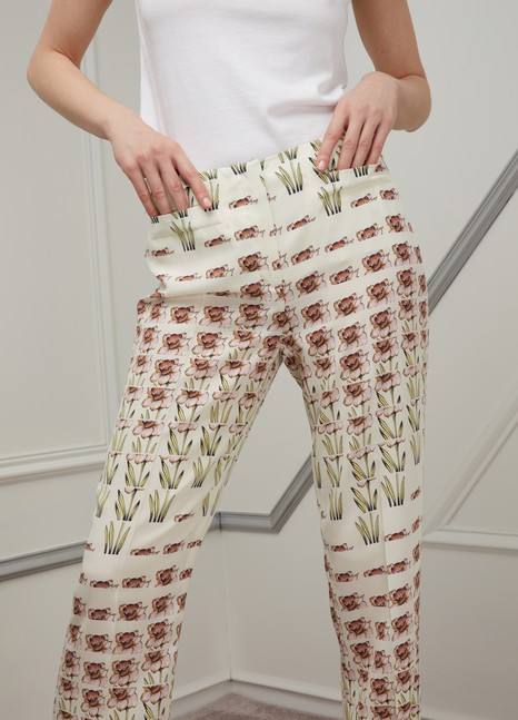 PRADA Straight-leg pants