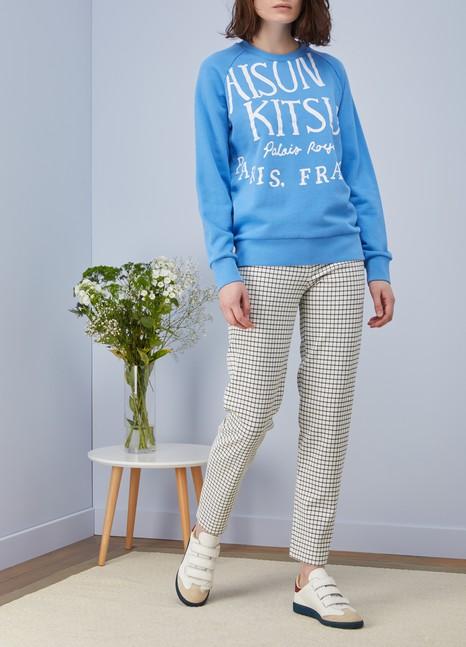 Maison KitsunéCotton logo sweatshirt