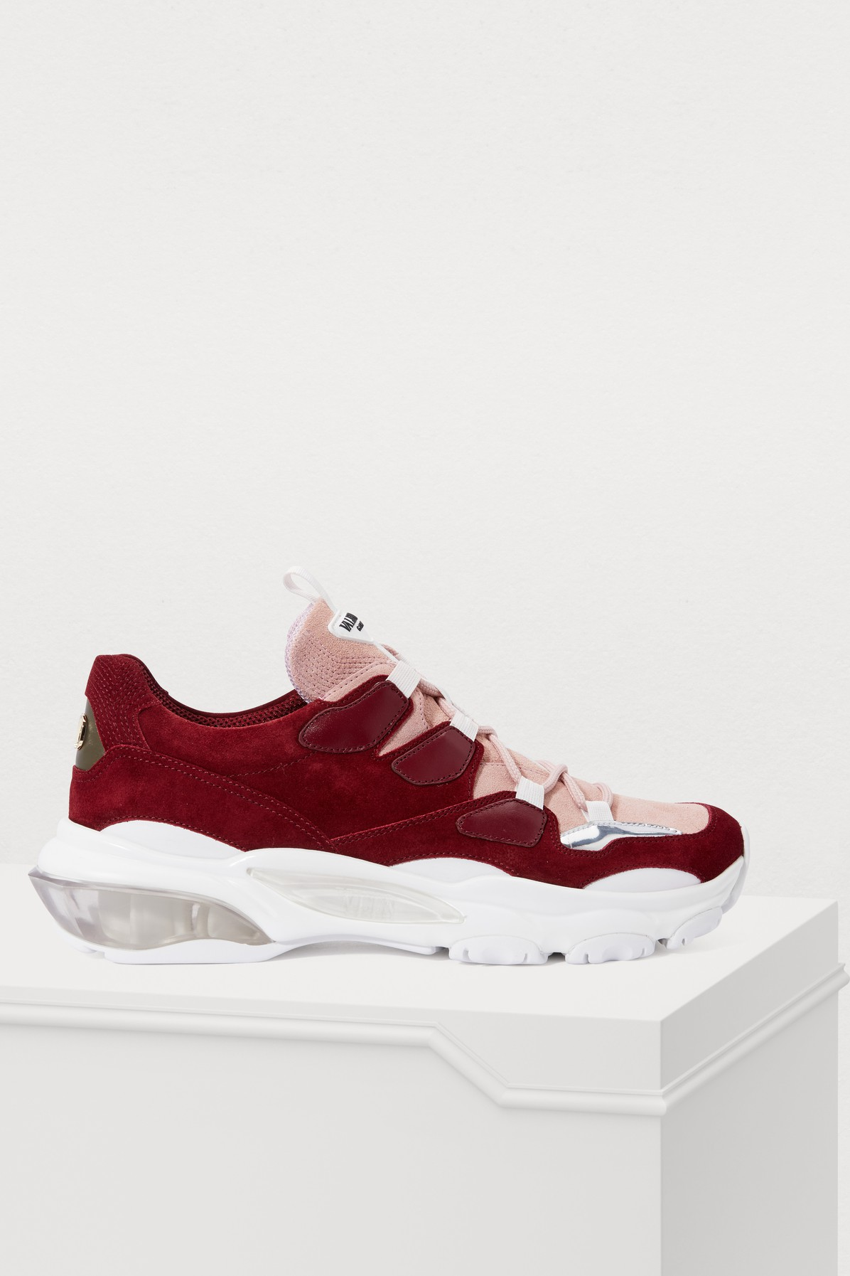 VALENTINO | Valentino Garavani Bounce Sneakers | Goxip